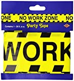 No Work Zone Party Tape Party Accessory (1...