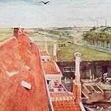 1art1 Vincent Van Gogh - Dächer, Blick Vom Atelier des