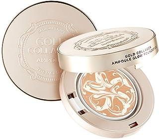 [ザ・フェイスショップ] The Faceshopゴールドコラーゲンアンプル光ファンデーションSPF50+PA+++10g The Faceshop Gold Collagen Ample Glow Foundation SPF50+PA+++ 10g [海外直送品] (N203 ナチュラルベージュ)