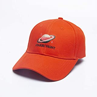TIMWIL Women Men Embroidered Baseball Cap Unisex Hip Hop Cap Adjustable Sun Visor Cap