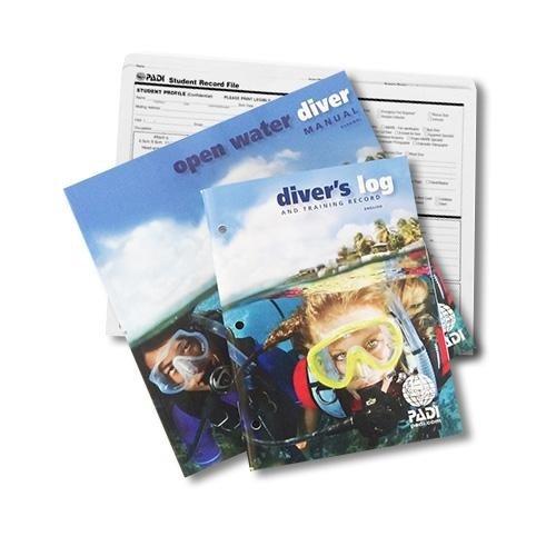 Padi Crewpak 2018 - Open Water Diver mit Computer Manual - 60335G