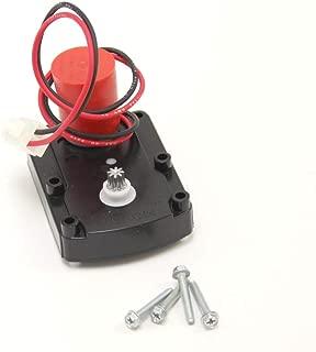 Kenmore 7286039 Water Softener Valve Motor Genuine Original Equipment Manufacturer (OEM) Part Black