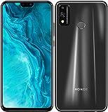 Honor 9X Lite Téléphone Portable 4G 6,5 Pouces Smartphone Double SIM 3750 mAh Batterie 4 Go RAM + 128 Go ROM 48 MP AI Double...