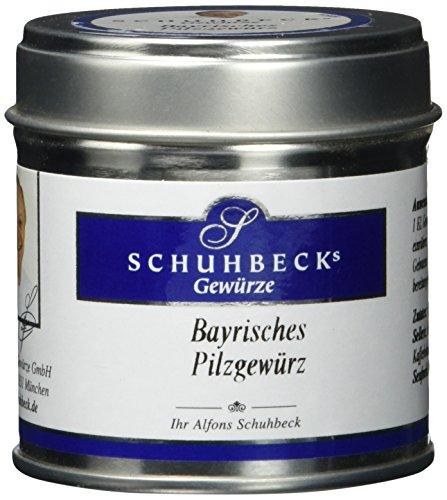 Schuhbecks Bayrisches Pilzgewürz, 3er Pack (3 x 45 g)