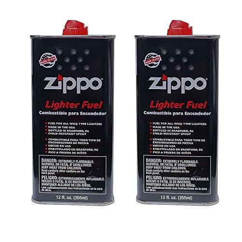 top rated Zippo Lighter Liquid 12 oz.  (2 packs) 2020