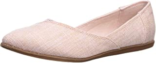 toms pink glitter shoes