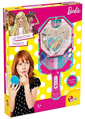 Lisciani Giochi 62188-Barbie The Magic Mirror, 62188