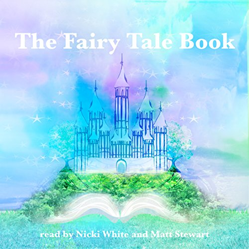 The Fairy Tale Book audiobook cover art