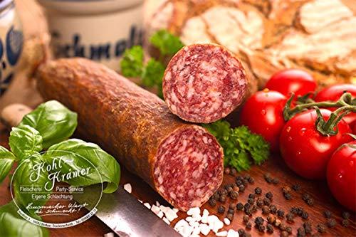 Ahle Wurst – Stracke Salami - Mettwurst 400 gr