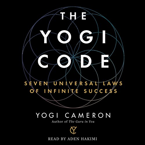 The Yogi Code audiobook cover art