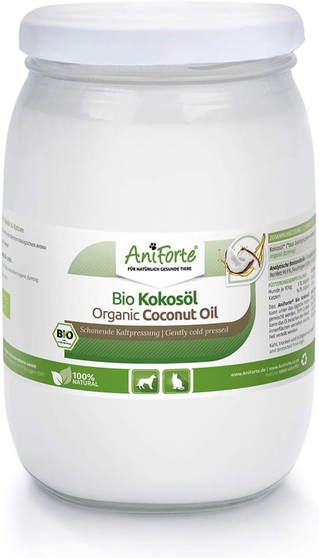 aceite de coco Aniforte