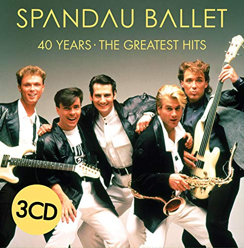 40 Years-the Greatest Hits