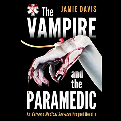 『The Vampire and the Paramedic』のカバーアート