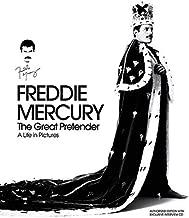 Freddie Mercury: The Great Pretender by Se??n O'Hagan (2012-10-16)