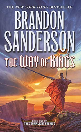 Way of Kings 01: Book One of the Stormlight Archive (Stormlight Archive 1) 🔥