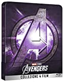 Avengers Collezione Completa Steelbook (Limited Edition) (5 Blu Ray)