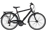 ZEG Pegasus Solero SL 24 Herrenfahrrad 24 Gang Trekkingrad 2020, Farbe:schwarz, Rahmenhöhe:53 cm