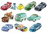 Disney Pixar Cars Coffret 10 véhicules petites voitures inspirés de la course du...