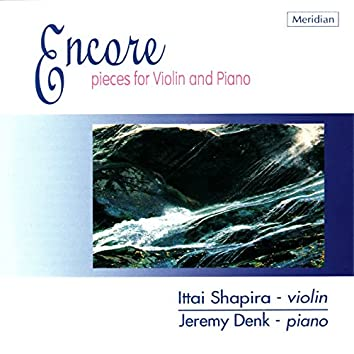 """Encore"" Pieces for Violin and Piano"