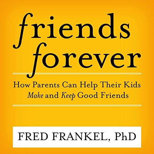 Friends Forever audiobook cover art