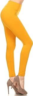 Best yellow fleece leggings Reviews