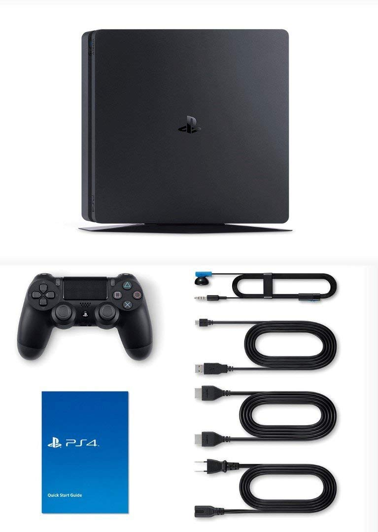 PS4 Slim 1Tb Negra Playstation 4 Consola + FIFA 20 + GTA V Grand Theft Auto 5 Premium Edition: Amazon.es: Videojuegos