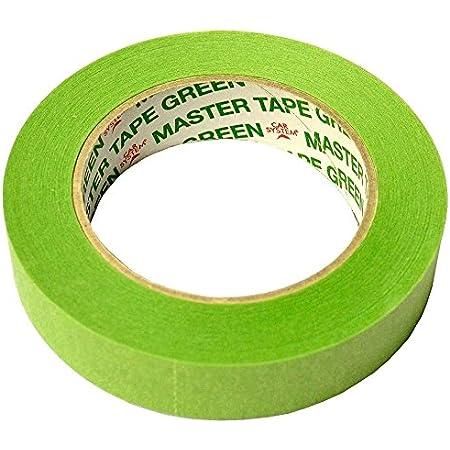 Carsystem Master Green Tape 25mm X 50m Auto