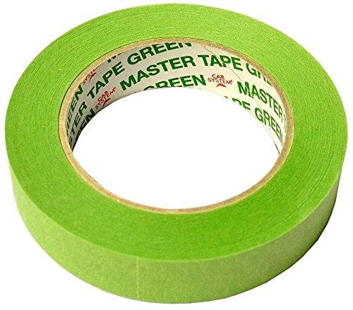 Carsystem Master Green Tape 25mm x 50m 10 Rollen