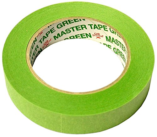 Carsystem Master Green Tape 25mm x 50m 10 Rollen
