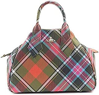 (ヴィヴィアン?ウエストウッド) VIVIENNE WESTWOOD MEDIUM HAND BAG ハンドバッグ #42020015-40010 O115 MULTI 並行輸入品