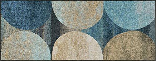 Wash + Dry Matte, Oberfläche: 100% Polyamide, Blau, 75/190