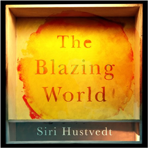 The Blazing World audiobook cover art