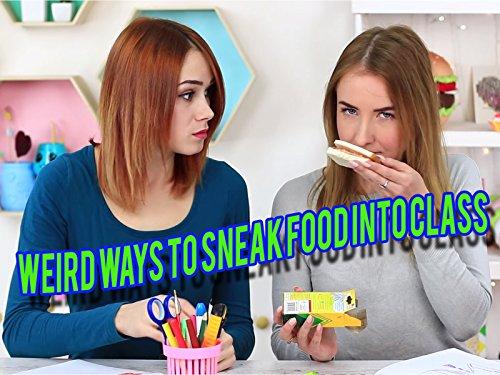 9 Edible School Supplies and Weird Ways To Sneak Food Into Class