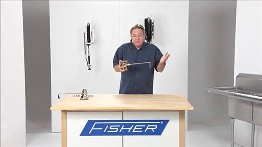 Fisher 22438 DrainKing Waste Valve