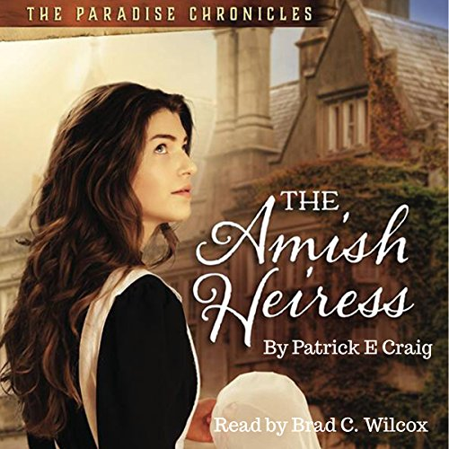 The Amish Heiress audiobook cover art
