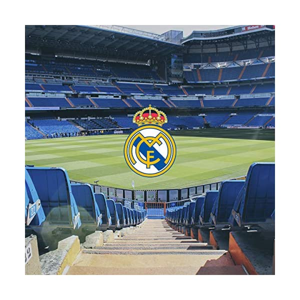 Safta 612057665 Mochila Grande Adaptable a Carro Real Madrid CF, Verde
