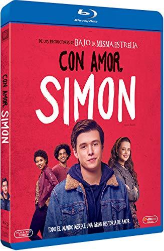 Con Amor Simon Blu-Ray [Blu-ray]