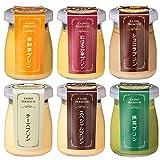 財宝 プレミアムプリン 6種 スペシャル・抹茶・ショコラ・チーズ・紅はるか・安納芋 各1個 (計6個)