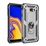 Smfu Case for Samsung Galaxy J4 Core Case with Ring Cover