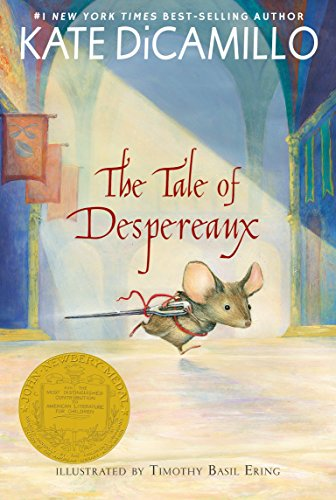 Product Image of the The Tale of Despereaux: Being the Story of a Mouse, a Princess, Some Soup, and a...