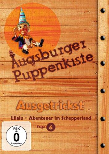 Augsburger Puppenkiste - Lilalu - Abenteuer im Schepperland, Folge 6
