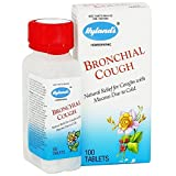 HYLANDS Bronchial Cough, 100 Count