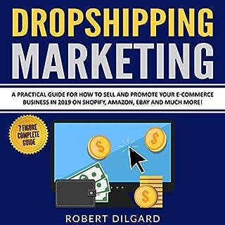 Dropshipping Marketing cover art