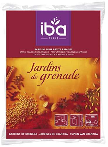 Iba Ambientador Ambiance sobre perfumado Jardines de Granada – 1 unidad