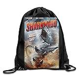 Stringiing Gym Sackpack Sharknado Poster