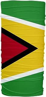 ScudoPro Guyana Flag Multifunctional UV Protection Headband