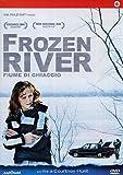 frozen river. fiume di ghiaccio - usato ex noleggio