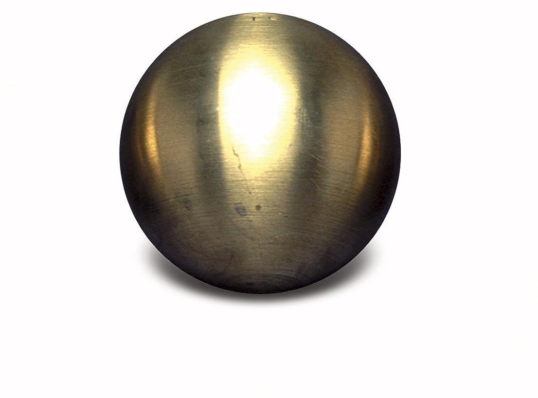 読書構築する非公式トラックCity 12lbs- ( 5.44kilo ) -102?mm真鍮Shot Put
