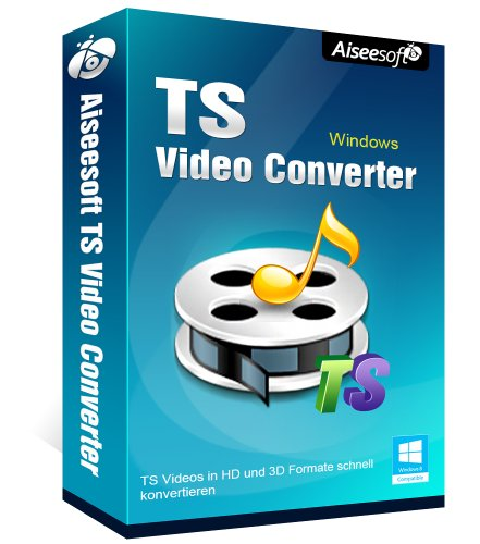 TS Video Converter Win Vollversion (Product Keycard ohne Datenträger)