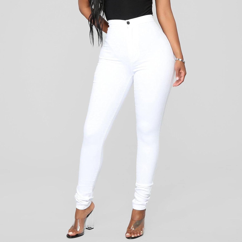 LEIYAN Womens High Waist Yoga Pants with Pockets, Stretchy Skinny Fit Casual Ultra Soft Capri Yoga Tight Leg Trousers